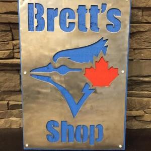Blue Jays Sign